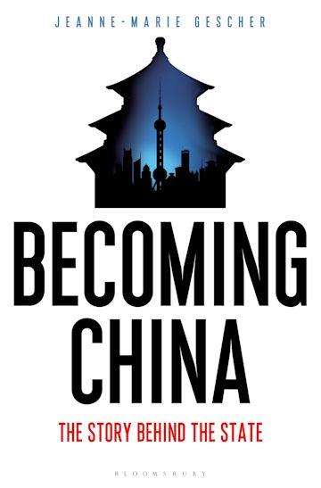 Becoming China cover