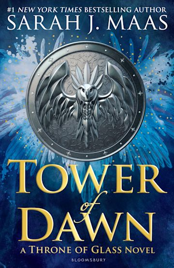 Tower of Dawn cover