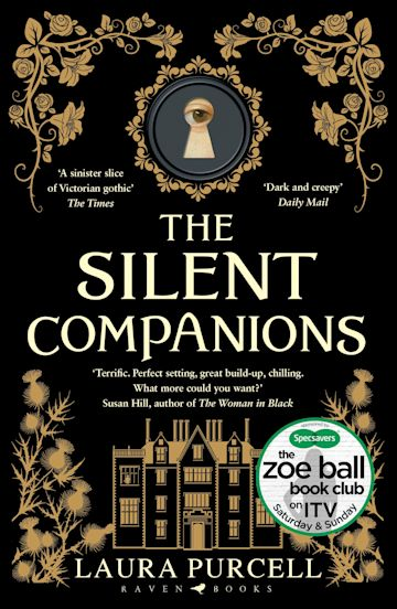 The Silent Companions cover