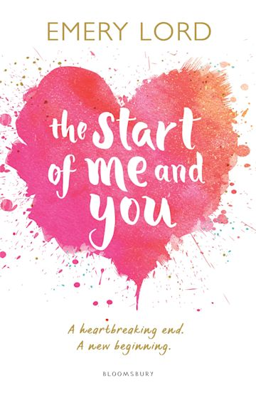 The Start of Me and You cover