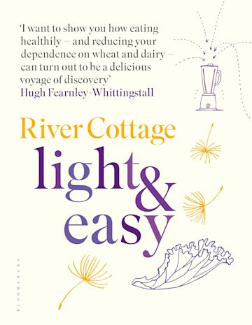 River Cottage Light & Easy cover