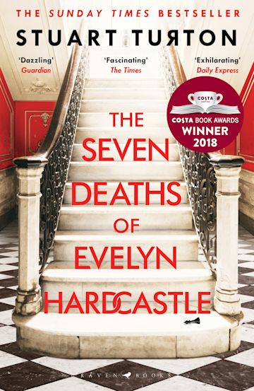 The Seven Deaths of Evelyn Hardcastle cover