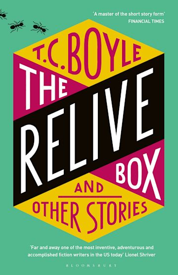 The Relive Box and Other Stories cover