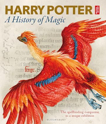 Harry Potter – A History of Magic cover