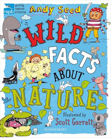 RSPB Wild Facts About Nature cover