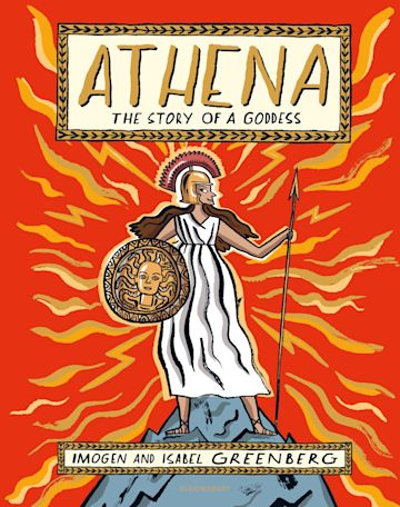 Athena: The Story of a Goddess cover