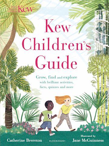 Kew Children's Guide cover