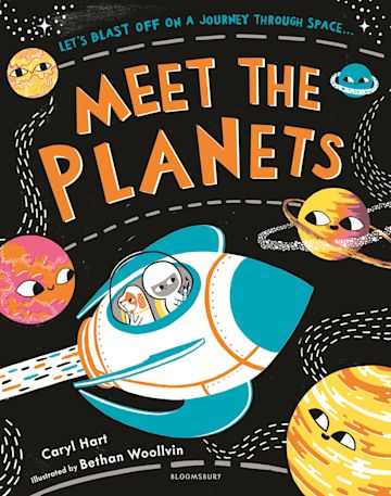 Meet the Planets cover