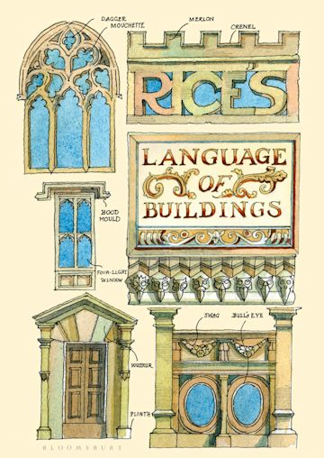 Rice's Language of Buildings cover