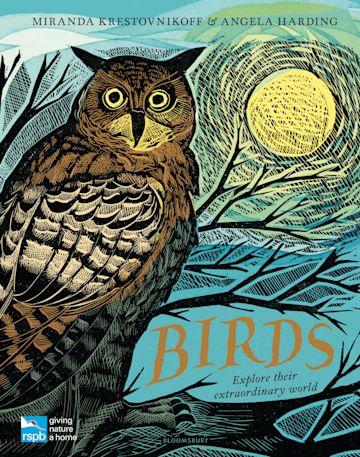 RSPB Birds cover