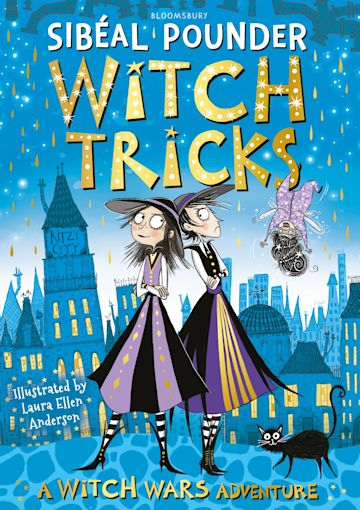 Witch Tricks cover