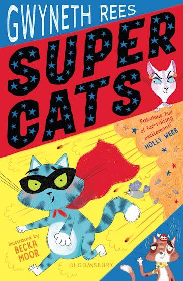 Super Cats cover