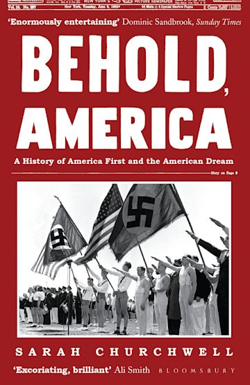 Behold, America cover