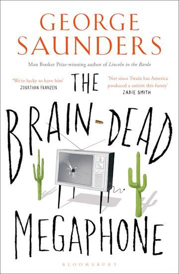 The Brain-Dead Megaphone cover