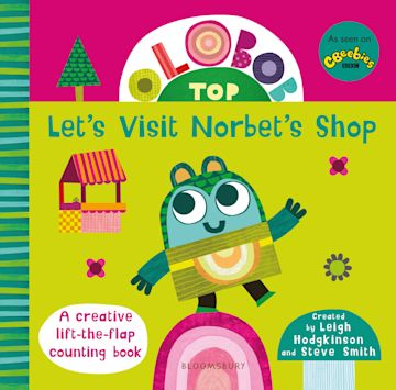 Olobob Top: Let's Visit Norbet's Shop cover