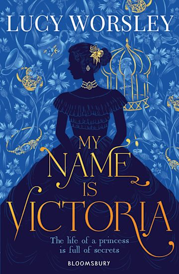 My Name Is Victoria cover
