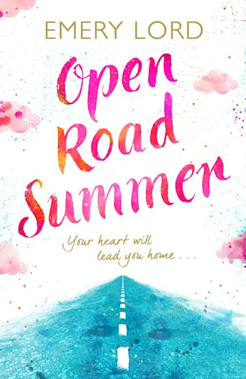 Open Road Summer cover