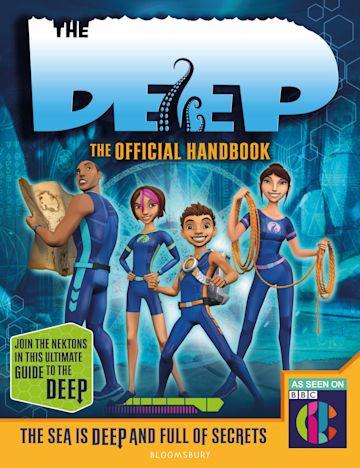 The Deep Official Handbook cover