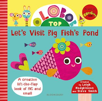 Olobob Top: Let's Visit Big Fish's Pond cover