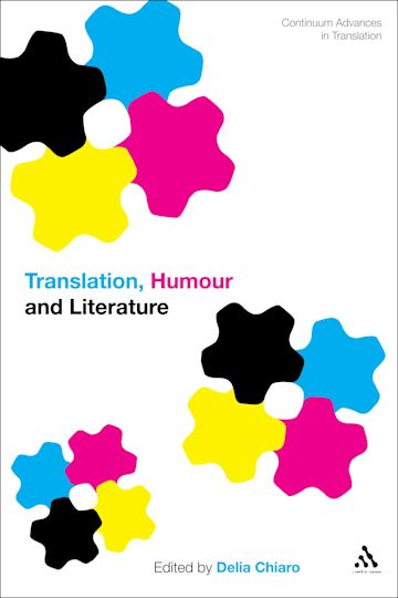 Translation, Humour and Literature cover