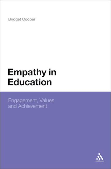 Empathy in Education cover