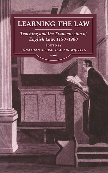 Learning the Law cover