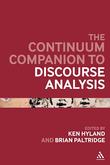 Continuum Companion to Discourse Analysis cover