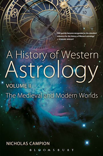A History of Western Astrology Volume II cover
