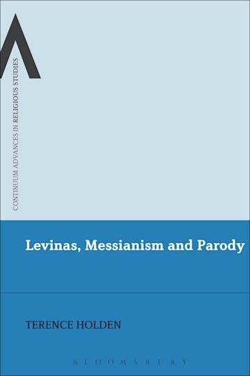 Levinas, Messianism and Parody cover