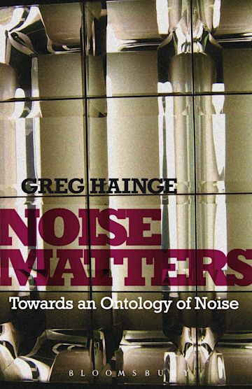 Noise Matters cover