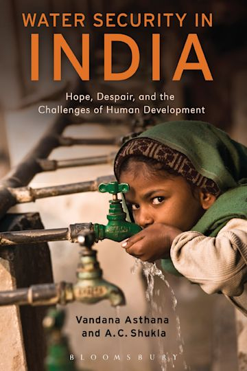 Water Security in India cover