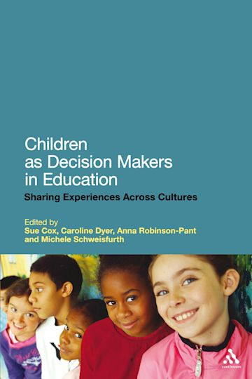 Children as Decision Makers in Education cover