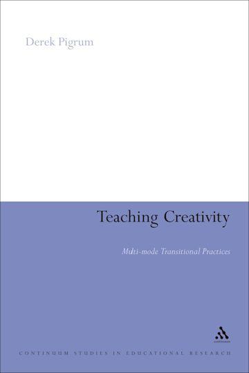 Teaching Creativity cover