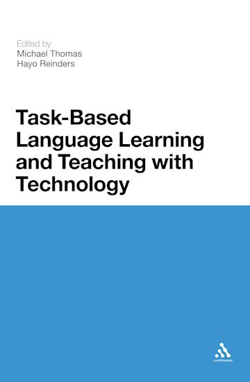 Task-Based Language Learning and Teaching with Technology cover
