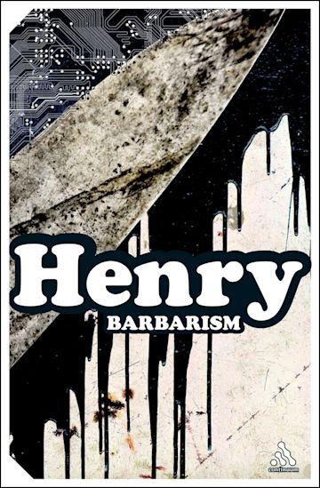 Barbarism cover
