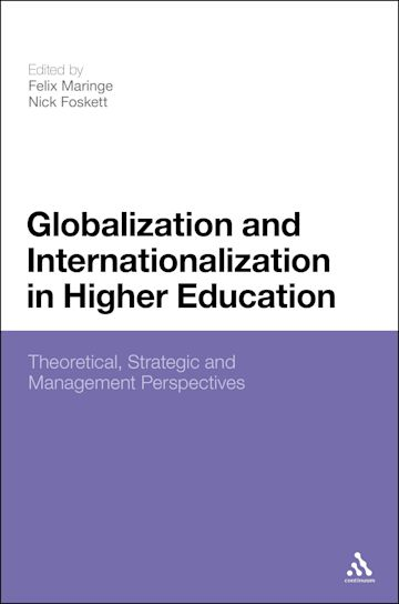 Globalization and Internationalization in Higher Education cover
