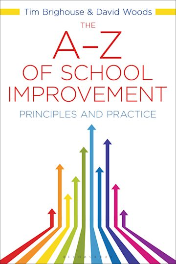 The A-Z of School Improvement cover