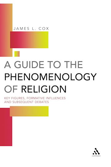 A Guide to the Phenomenology of Religion cover
