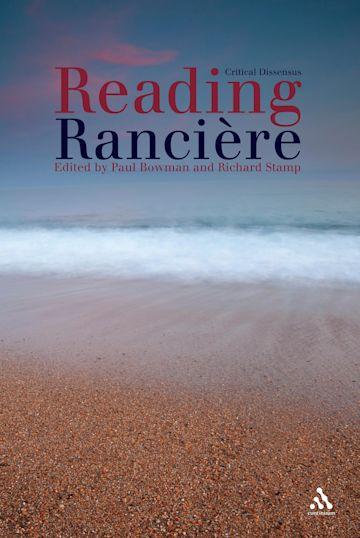 Reading Ranciere cover