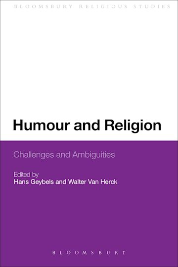 Humour and Religion cover