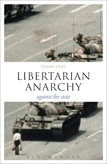 Libertarian Anarchy cover