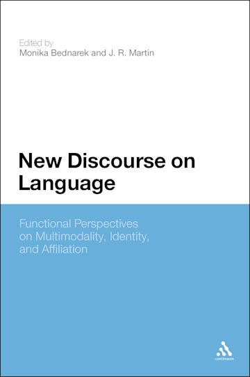 New Discourse on Language cover