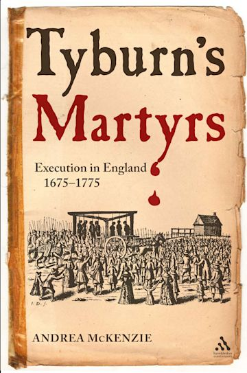 Tyburn's Martyrs cover