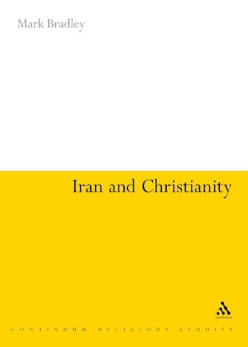 Iran and Christianity cover