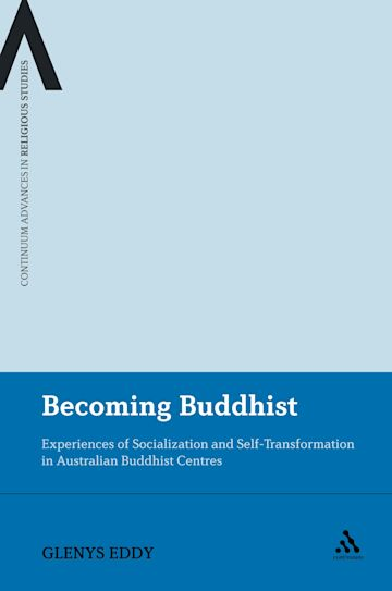 Becoming Buddhist cover