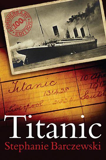 Titanic 100th Anniversary Edition cover