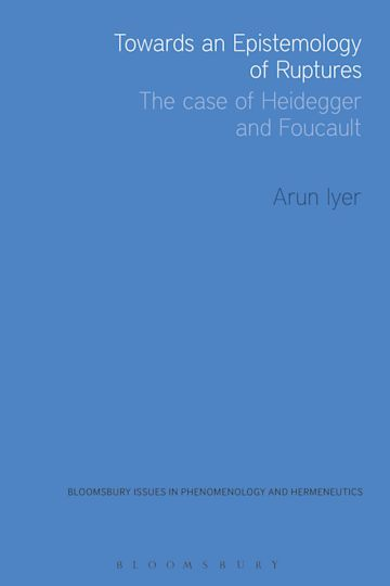 Towards an Epistemology of Ruptures cover