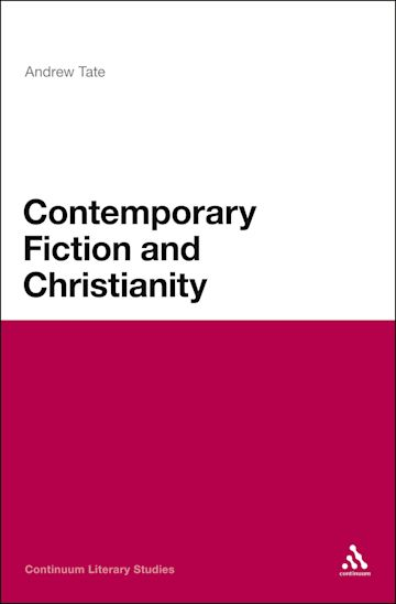 Contemporary Fiction and Christianity cover