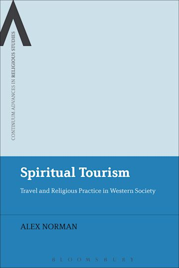 Spiritual Tourism cover
