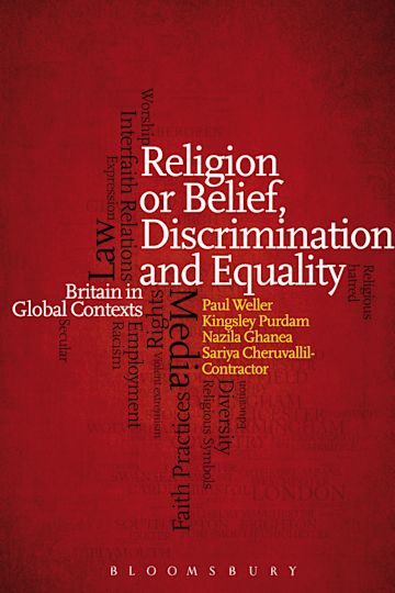 Religion or Belief, Discrimination and Equality cover